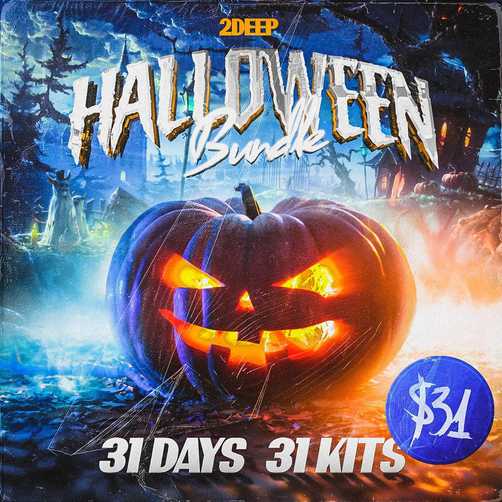 Who Is The Producers Of Halloween 2020 HALLOWEEN BUNDLE 2020   31 Producer Kits for $31! | Modern Producers