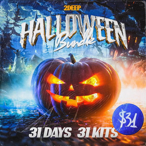 HALLOWEEN BUNDLE 2020 - 31 Producer Kits for $31!