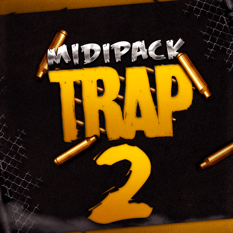 Trap MIDI Pack Vol.2 - Files & Loops