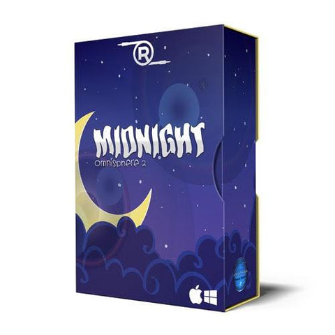 Midnight (Omnisphere 2 Library) - Preset Bank