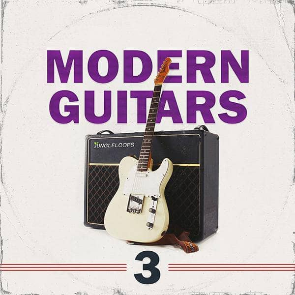 Modern Guitars 3 - Guitar Loops