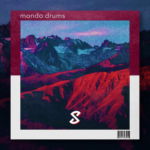 Mondo Drums - Drum One-Shots & Loops