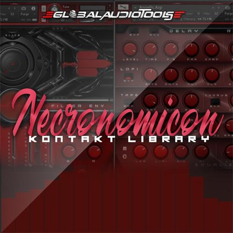 Necronomicon (Kontakt Library)