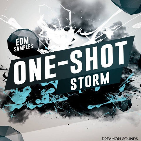 One Shot Storm (Chords, Synths, FX, Drums & More)