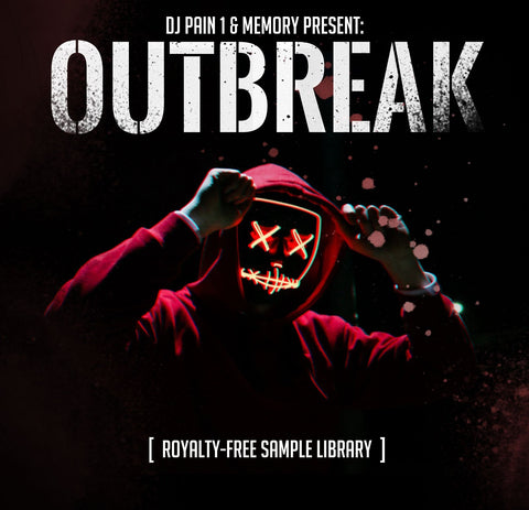 Outbreak Samples Vol.1 - Royalty Free Compositions