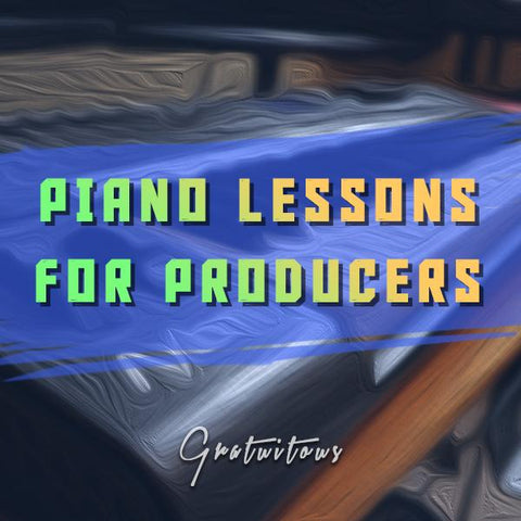 Piano Lessons for Producers - Video Course