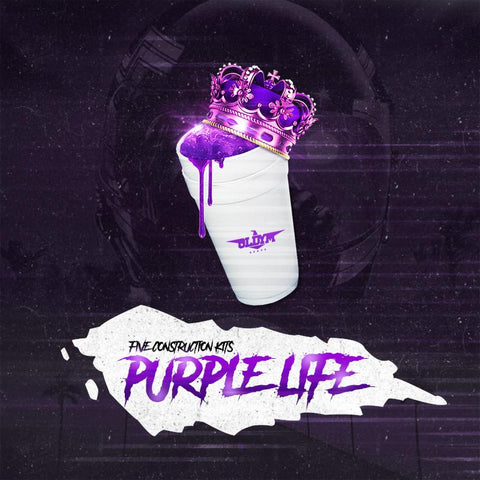 Purple Life - Trap and R&B Construction Kit