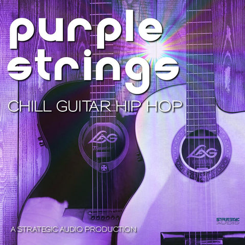 Purple Strings: Chill Guitar Hip Hop