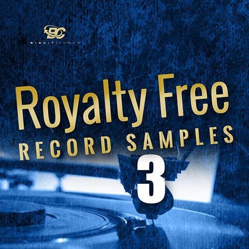 Royalty-Free Record Samples 3