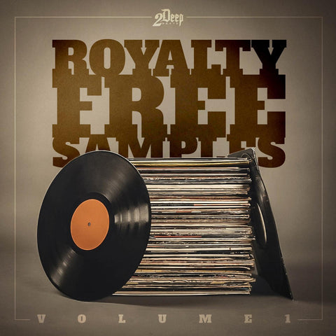 Royalty Free Samples Vol.1 - Sample Collection