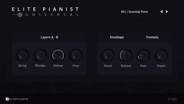 Elite Pianist VST