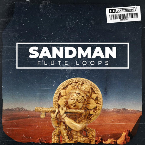 Sandman Loop Pack - Royalty-Free Flute Loops