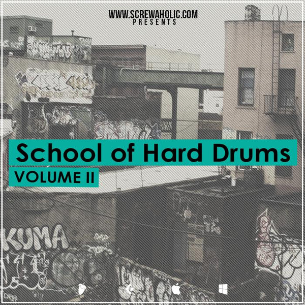 School Of Hard Drums Vol.2