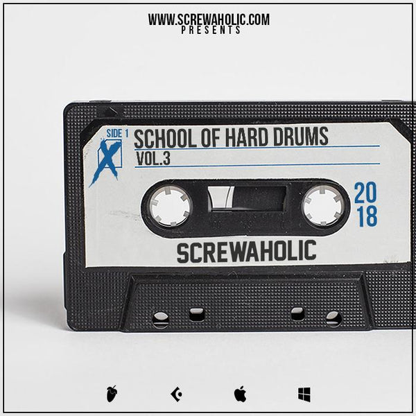 School Of Hard Drums Vol.3