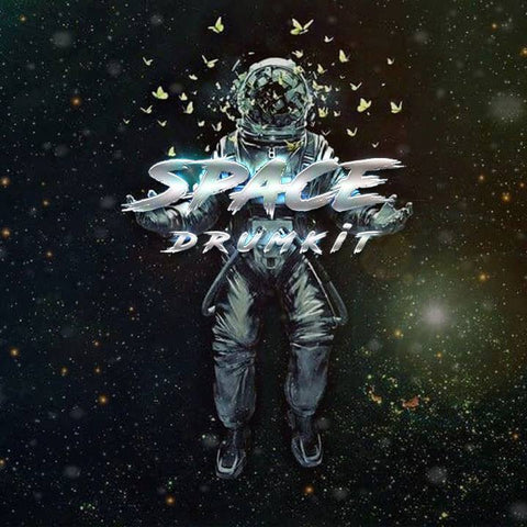 SPACE Drumkit - Trippy Drums & Loops