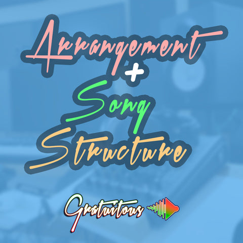 Arrangement & Song Structure Course