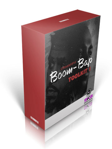 Boombap Toolkit Vol.1 (Drums & Samples)