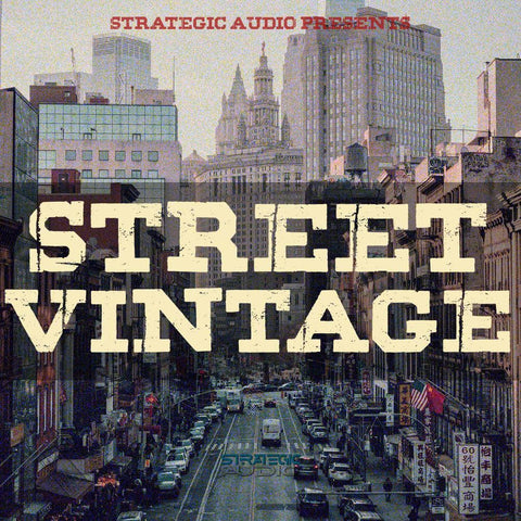 Street Vintage - Sample Chop Beats