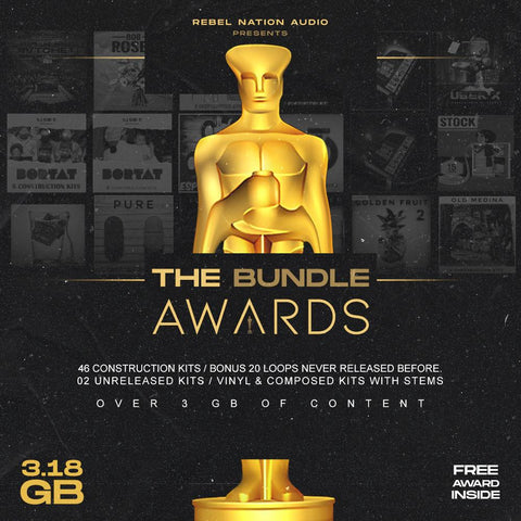 The Bundle Awards - 3.5 GB of Sample Content