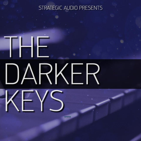 The Darker Keys - Hip Hop Sample Pack