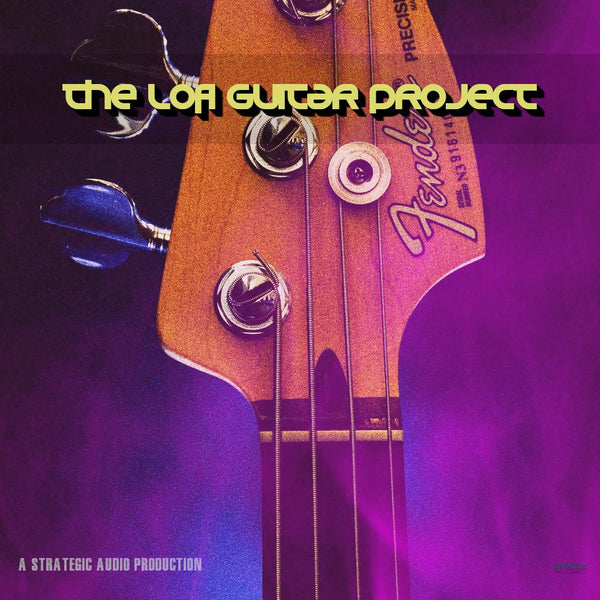 The Lo-Fi Guitar Project