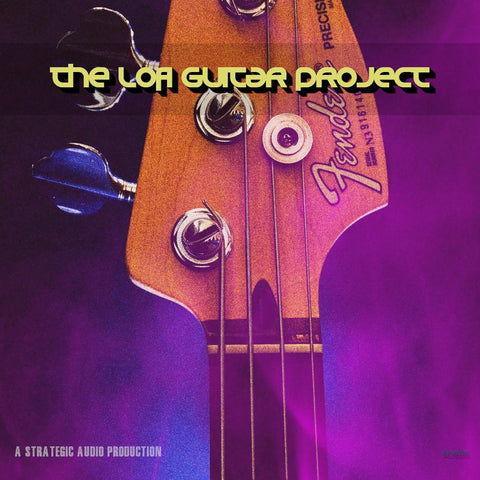 The Lo-Fi Guitar Project - Construction Kit