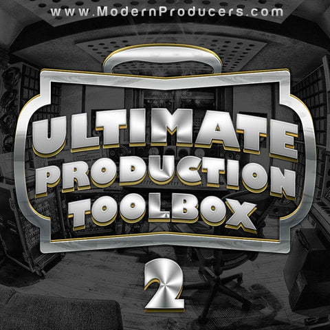 Ultimate Production ToolBox Vol.2 by Pablo Beats