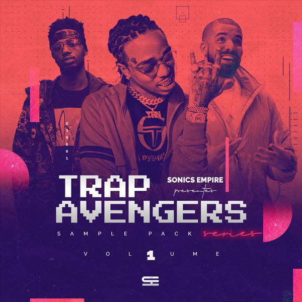 Trap Avengers Vol.1 (Sample Pack)