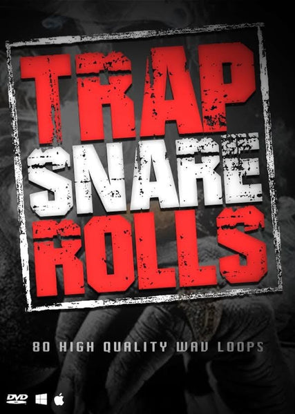 Trap Snare Rolls