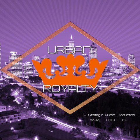 Urban Royalty - WAV, MIDI, FLP & Stems