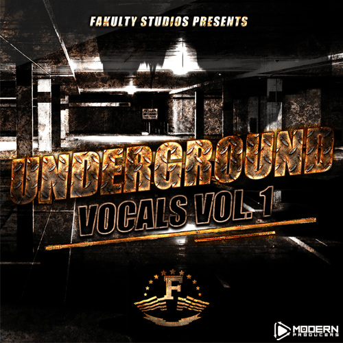 Underground Vocals Vol 1