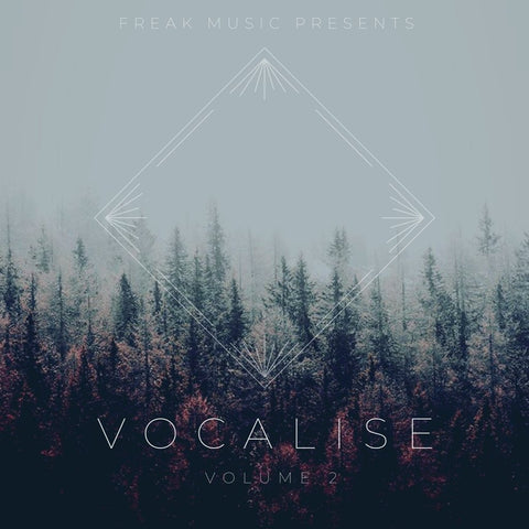 Vocalise 2 - 900 Vocal Samples