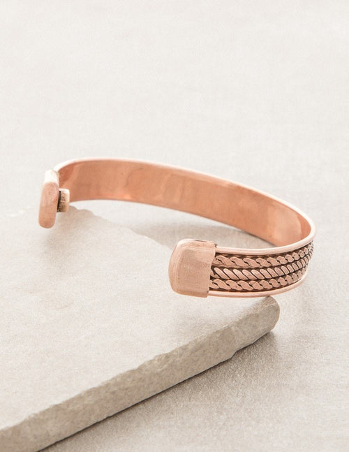 Mystical Magnetic Copper Bracelet