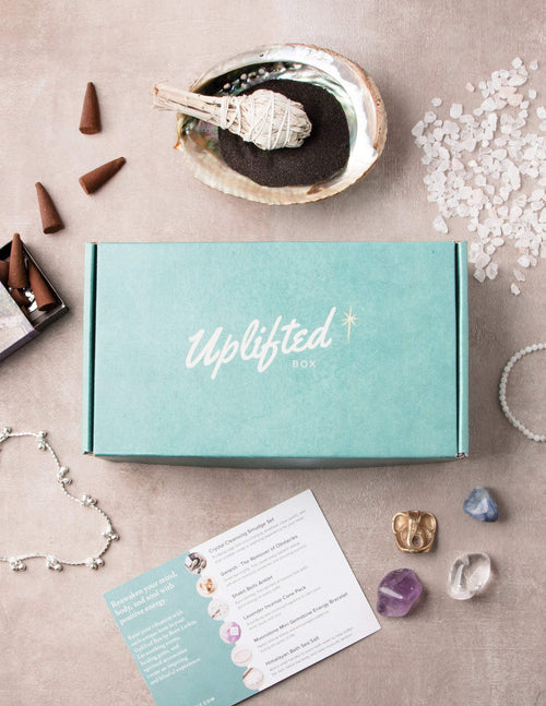 Uplifted Gift Box