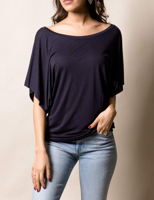 Moon Phase Dolman Top