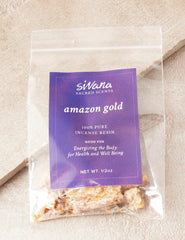 Amazon Gold Resin