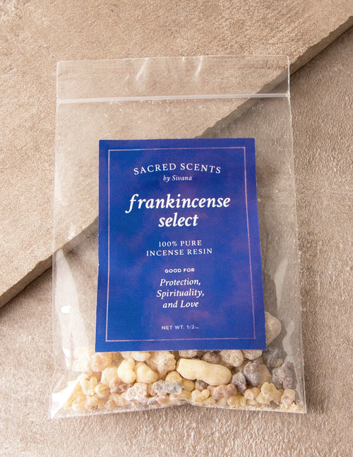 Sivana Frankincense Select Resin