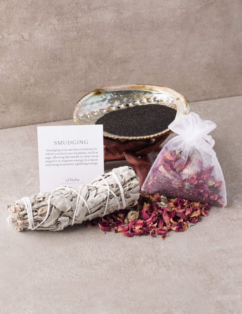 Deluxe Smudge Set