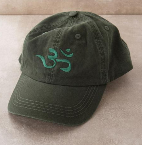 Sivana Om Embroidered Hat