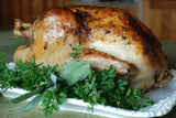 Paleo Turkey Roasted in Duck Fat Thanksgiving