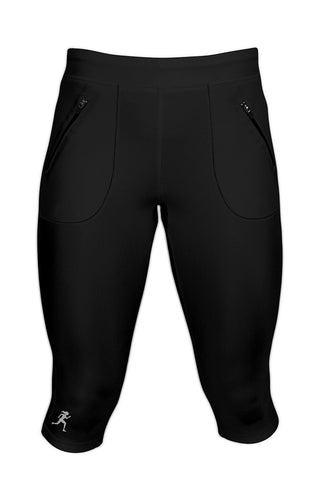 Running Woman Capri