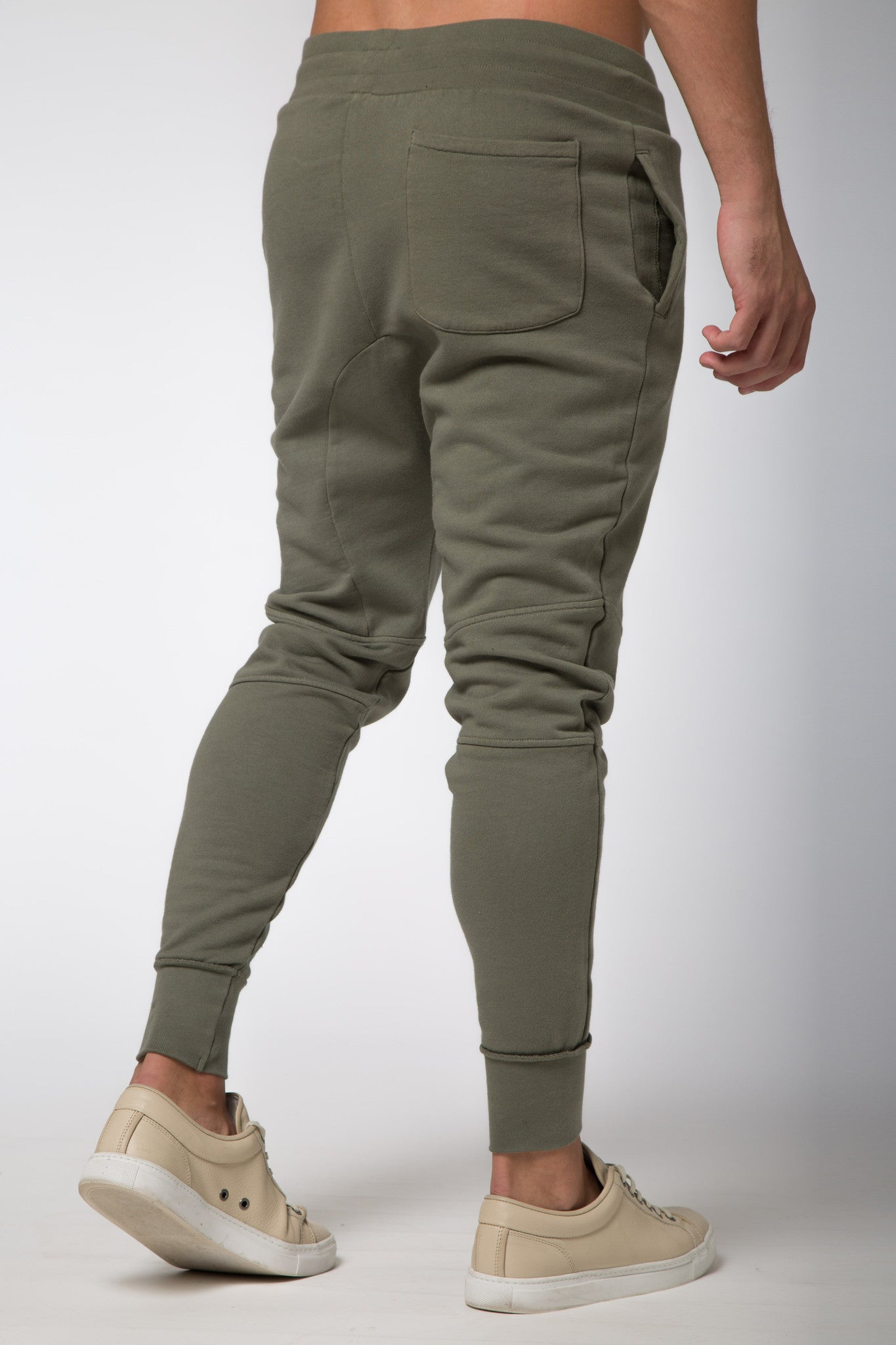 Avid & Co. [ Taylor ] Sweatpant Olive