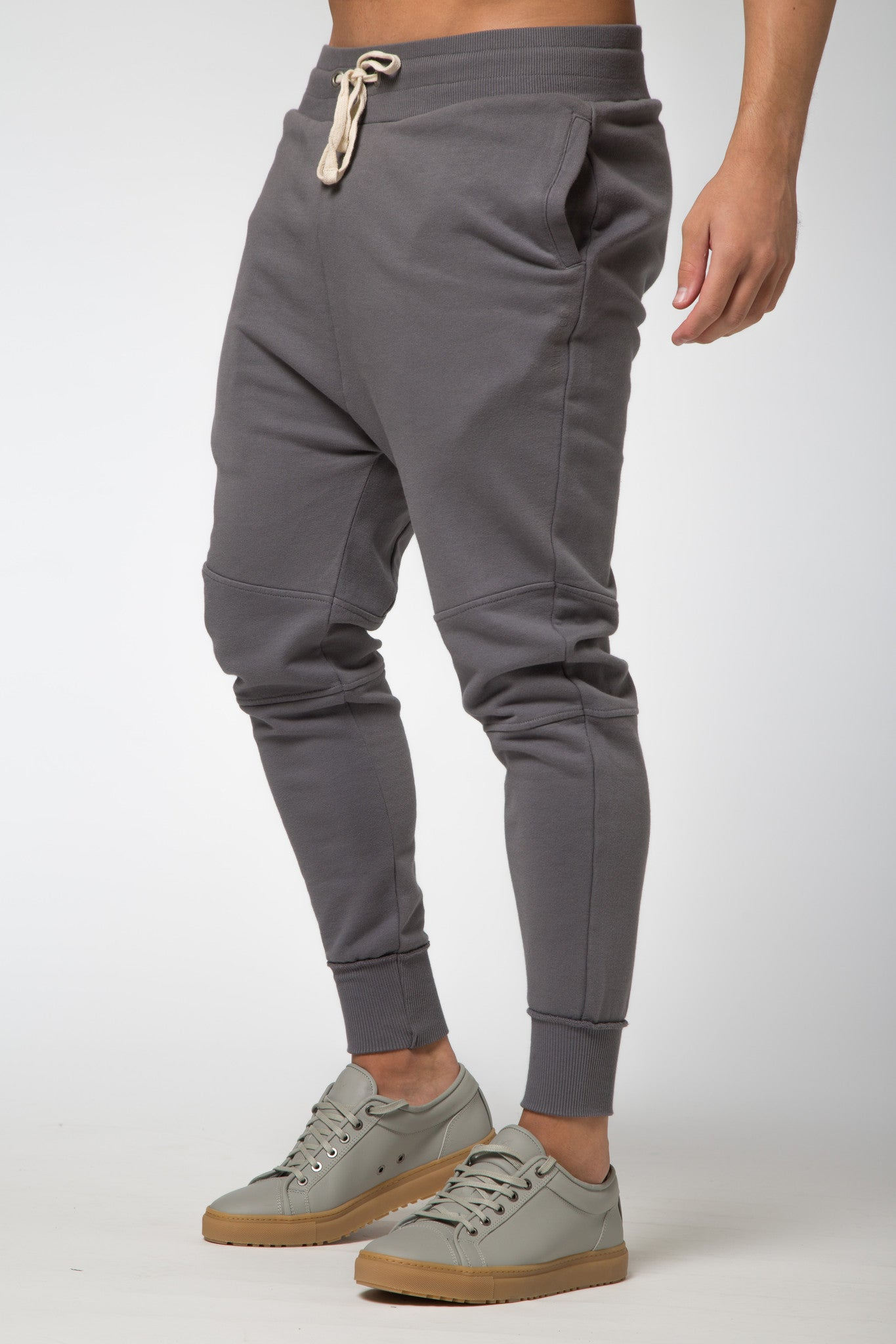 Avid & Co. [ Taylor ] Sweatpant Charcoal