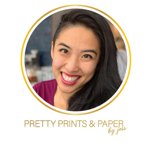 Pretty Prints & Paper by Jess