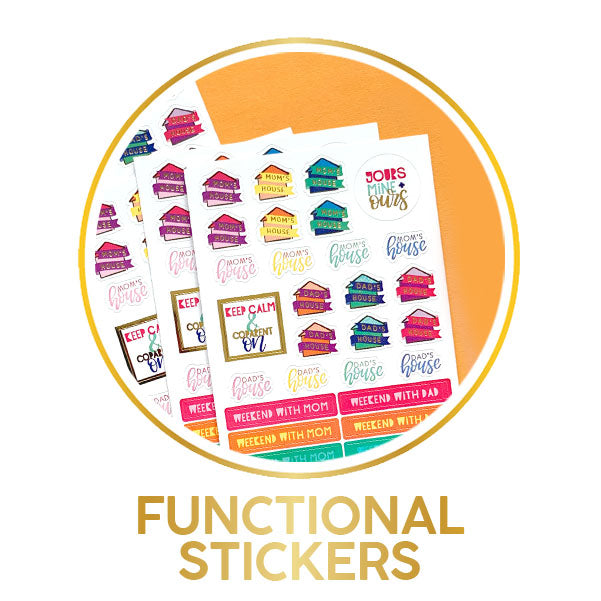Functional Stickers