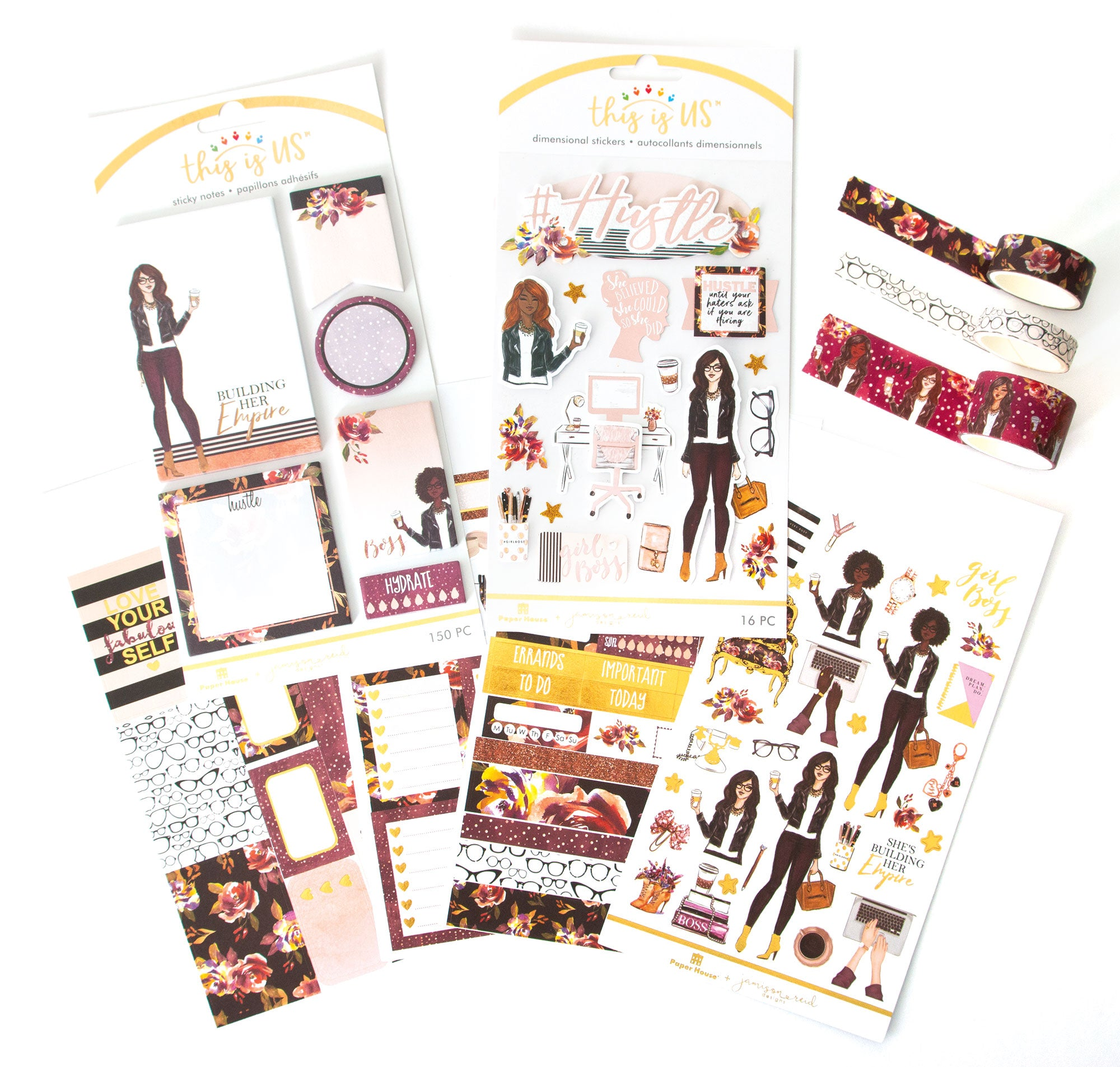 Jamison Reid Girl Boss Bundle