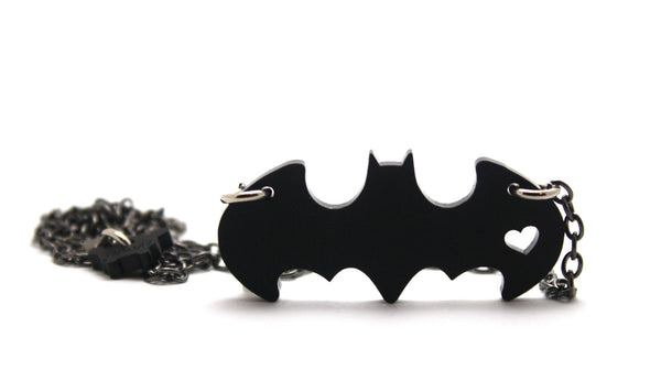 Holy Batman Necklace!