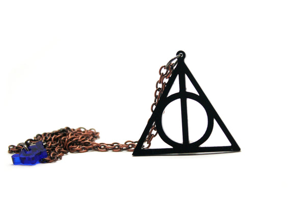Deathly Hallows Necklace