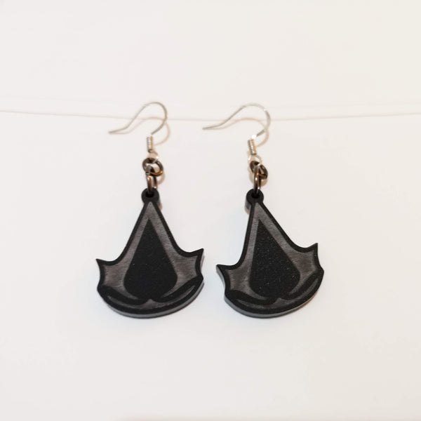 Assasins Creed Earrings