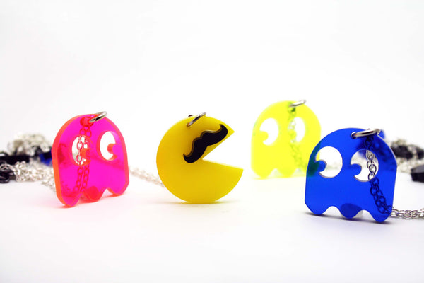 Pacman and Ghosties